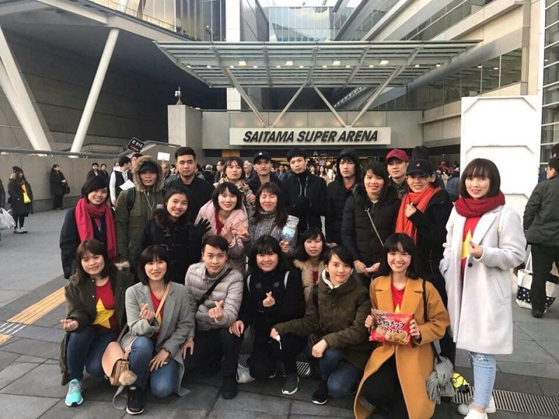 Học bổng du học Nhật